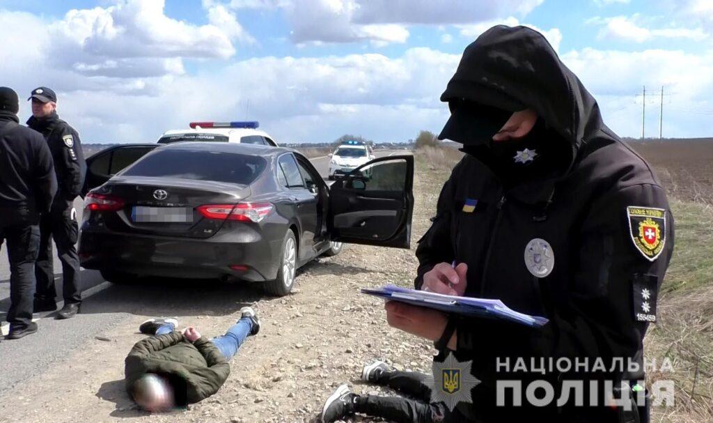 На Рівненщині затримали серійних крадіїв (ДЕТАЛІ)