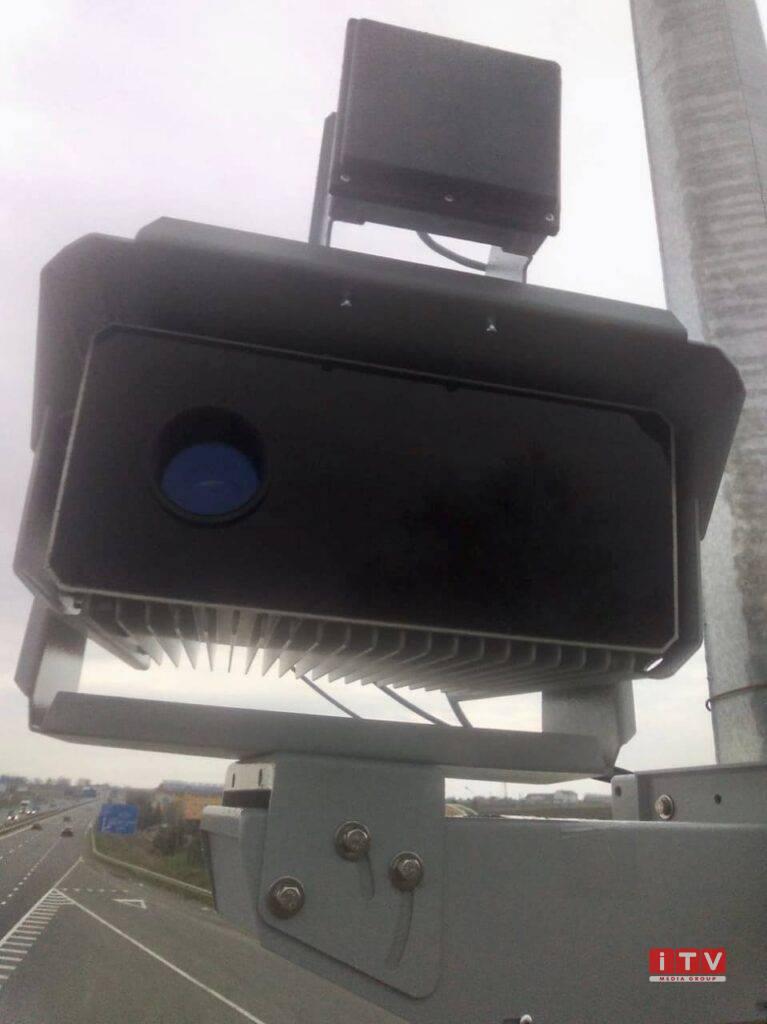На Рівненщині з'явились перші камери  фіксації порушень ПДР