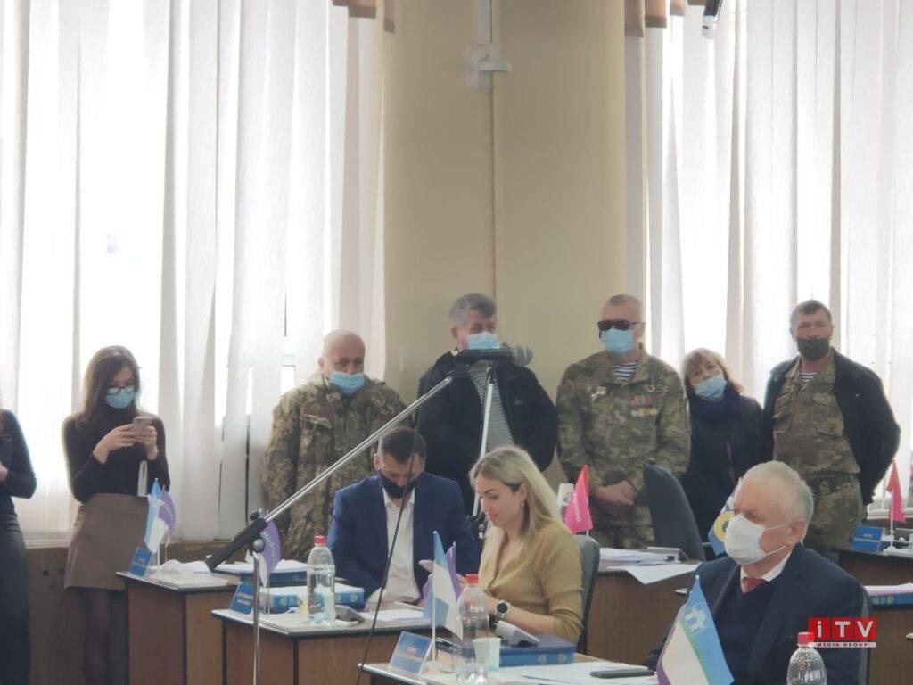 Депутат Рівнеради розлютив військових