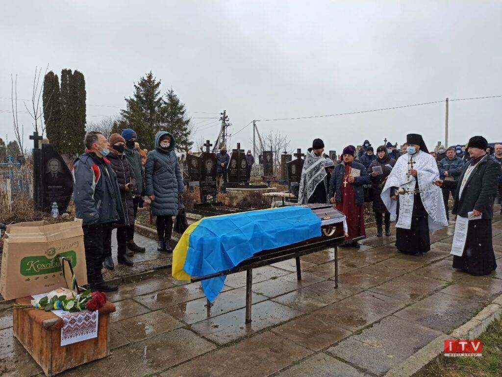 У Здолбунові попрощалися з директором музею, який помер від COVID (ФОТО)