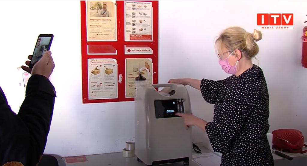 На Рівненщині закуплять кисневі концентратори для терапії (ВІДЕО)