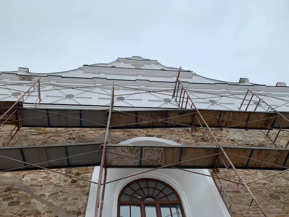На Рівненщині реставрують архітектурну пам'ятку XVI століття