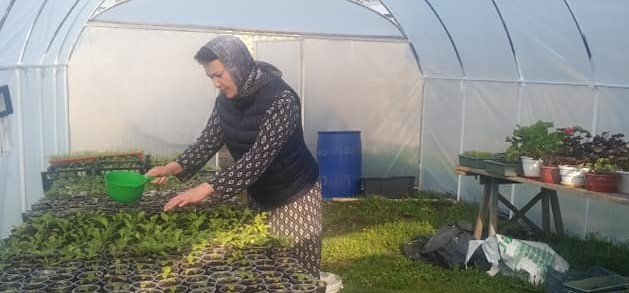 Надія Савченко на тиждень стала послушницею жіночого монастиря на Рівненщині