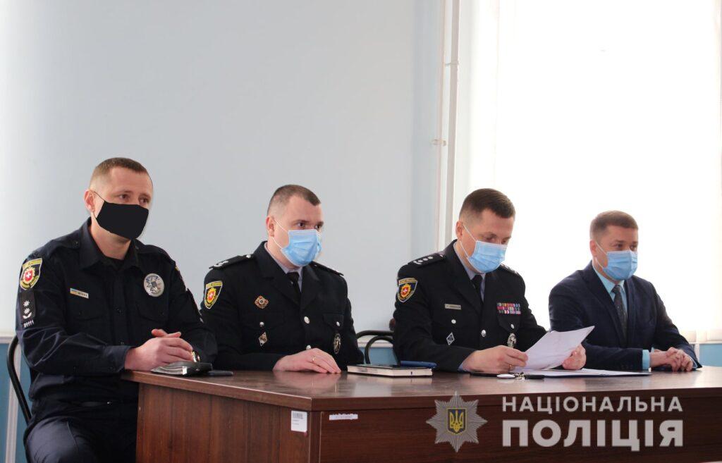 У поліції Рівненщини – нові керівники