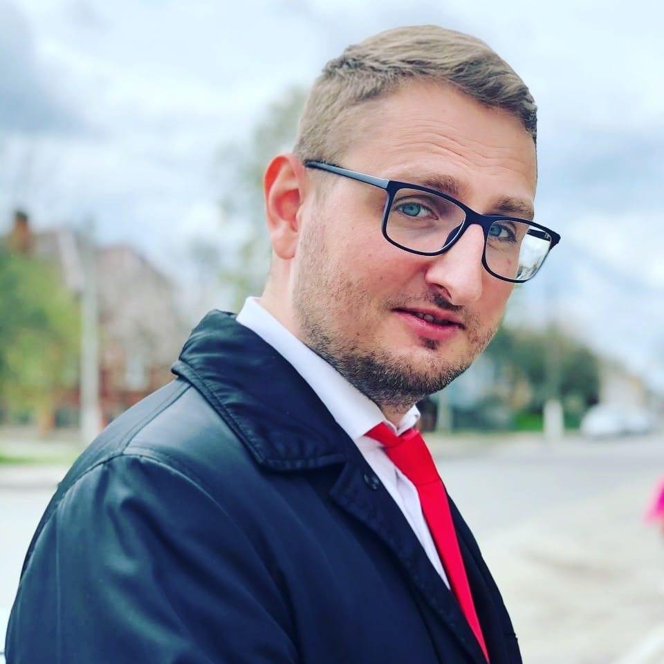 Спортивний журналіст з Рівного очолив управління в Острозі