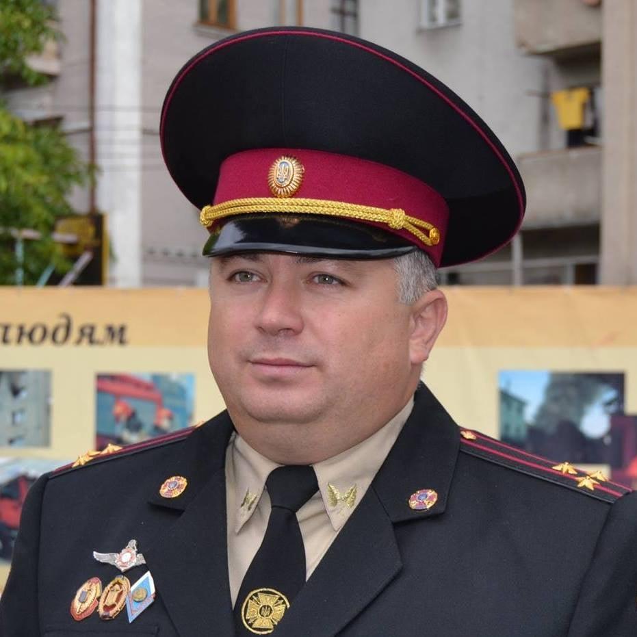 Начальник Рівненського міськрайонного управління ДСНС пішов із посади