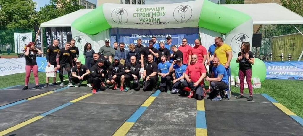 Рівнянин став бронзовим призером на змаганнях зі стронгмену-2021