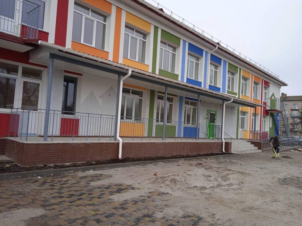 На Рівненщині готують до відкриття оновлений дитячий садок