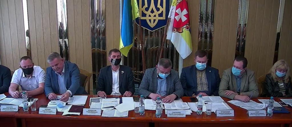 Звільнення Коваля та Кондрачука на сесії не розглядатимуть