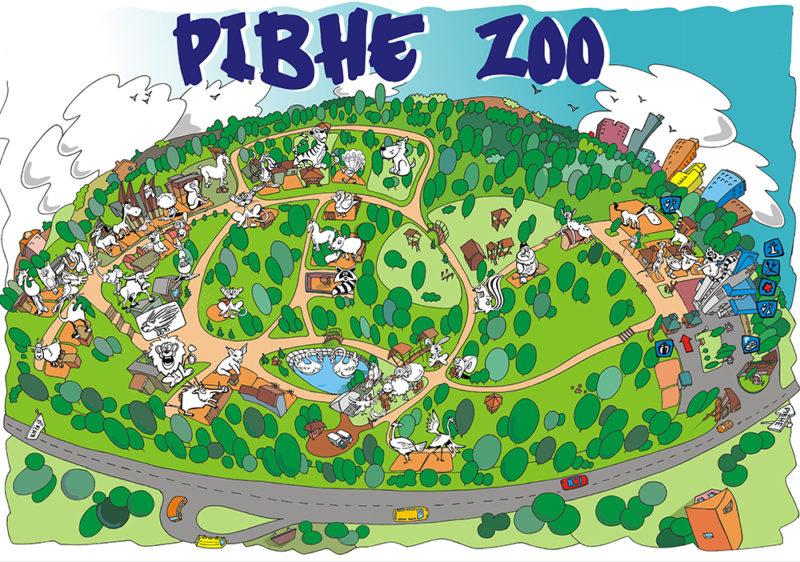 Рівненський зоопарк запрошує на показову годівлю тварин