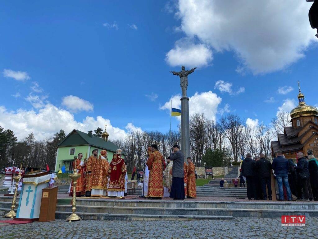 На Рівненщині вшановують героїв Гурбенського бою (ФОТО)