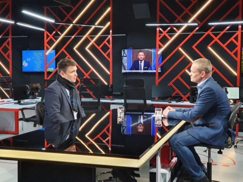 """Павло Клімкін: """"Якщо є воля і """"яйця"""" по Медведчуку, то має бути така ж воля і в зовнішній політиці"""" (ІНТЕРВ'Ю)"""