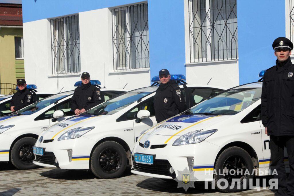 400 поліцейських забезпечуватимуть порядок на Рівненщині 7-9 травня