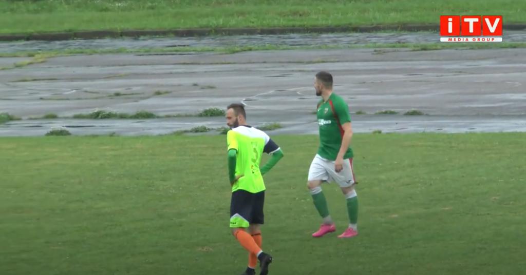 На Рівненщині відбувся футбольний матч з драматичною історією (ВІДЕО)