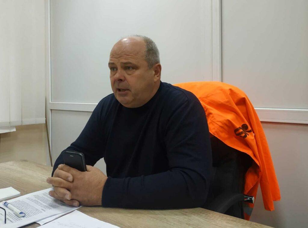 Віктор Климук звільнився з ШЕУ