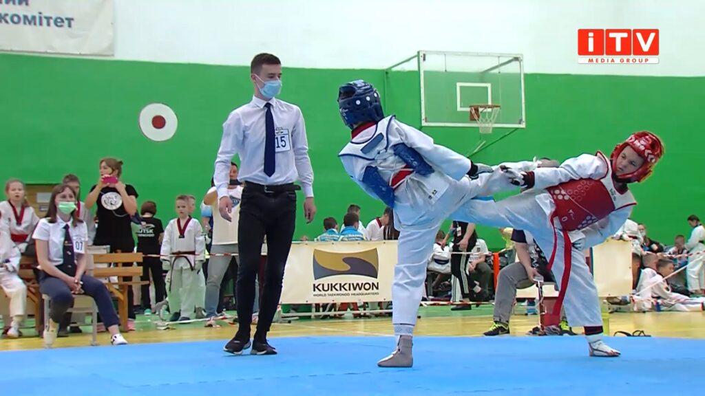 У Рівному відбувся всеукраїнський рейтинговий турнір з тхеквондо «Західний п'єдистал» (ВІДЕО)