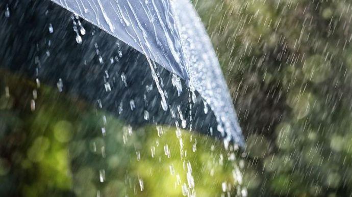 Дощі, грози та вітер прогнозують на Рівненщині