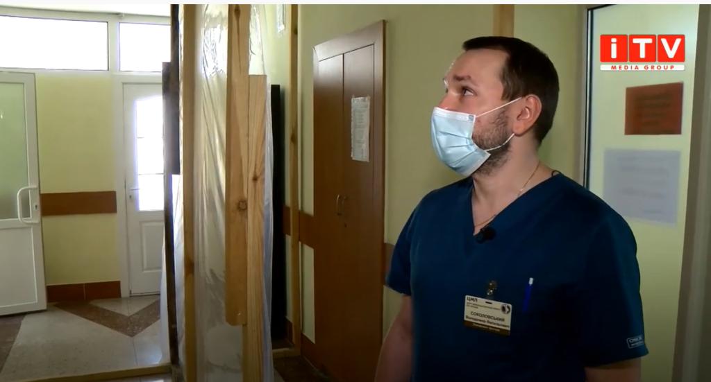 Коронавірус йде на спад: яка ситуація у лікарнях Рівненщини (ВІДЕО)