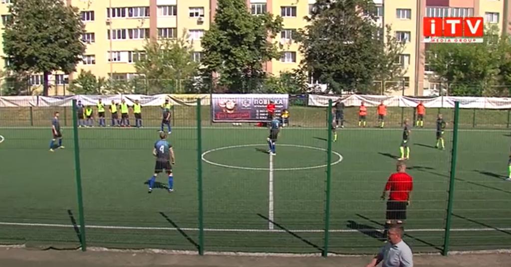 У Рівному розпочалася боротьба за Кубок голови ОДА (ВІДЕО)