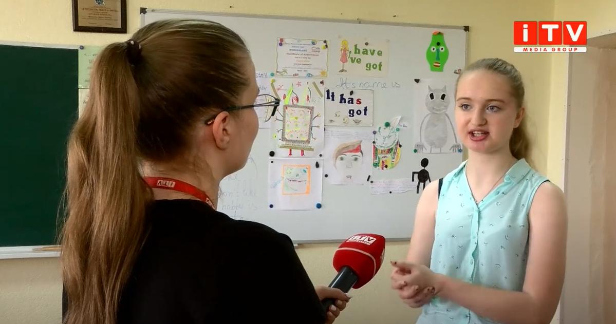 Як скласти ЗНО на 200: рівненська випускниця поділилась секретами успіху (ВІДЕО)