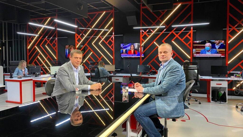 Сергій Подолін: «У нас часто буває, коли ми ввечері домовляємося, а на ранок все міняється» (ІНТЕРВ'Ю)