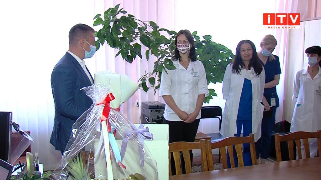 Всесвітній день медичних сестер відзначають у Рівному (ВІДЕО)